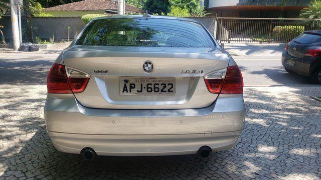 BMW 335 I 2008 / 08 UNICO DONO TETO SOLAR   - Foto 6