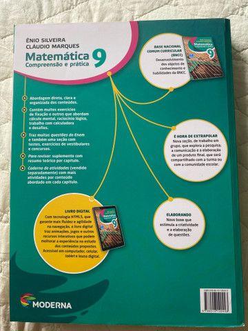 Livro Matemática Compreensão e Prática 9 - Foto 2