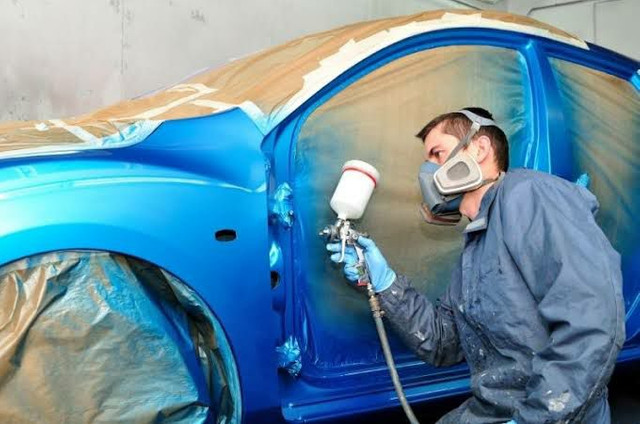Contrata pintor veicular profissional
