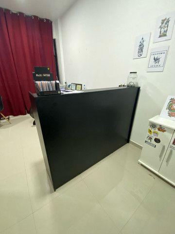 Balcão caixa 1,50x1,10x40