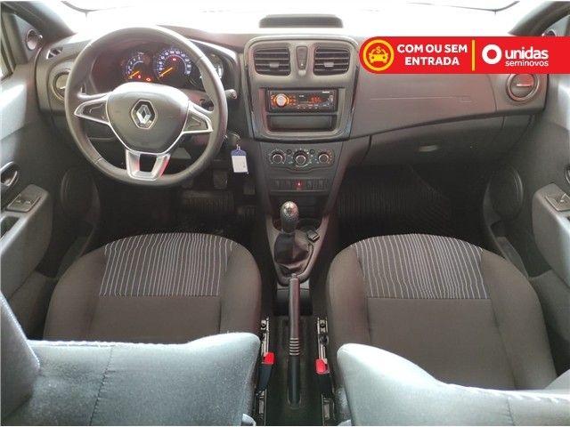 Renault Logan 2021 1.0 12v sce flex life manual - Foto 7
