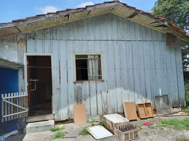 Vendo madeira de casa velha