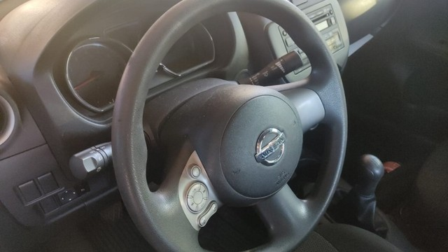Sucata Nissan Versa 2013 Revisado Para Retirada Para Peças - Foto 3