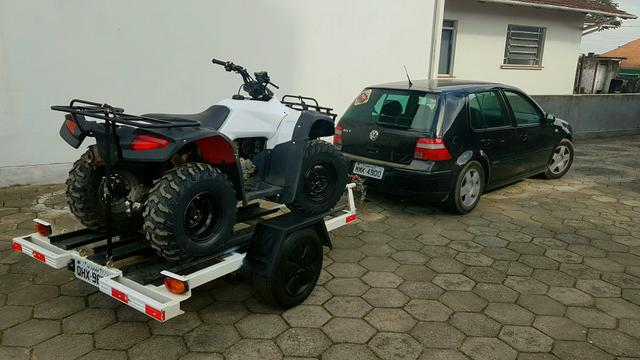 QUADRICICLO HONDA FOURTRAX 350 4X4 2006