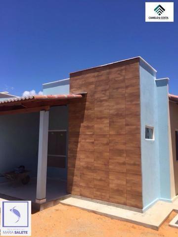 Casa para venda** 56 metros quadrados e 2 quartos em Santa Tereza - Parnamirim - RN - Foto 5