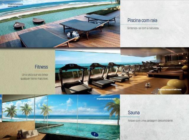 Apto Ritz Residence com 101 m² em Cruz das Almas, vizinho ao Hotel Ritz Suítes - Foto 2