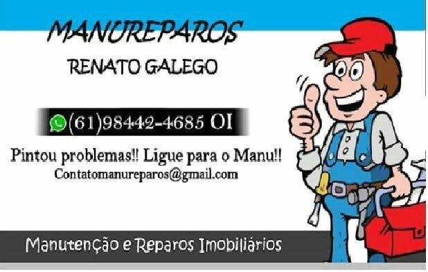 Pedreiro - Elétrica e Hidráulica Manutenções e Reparos