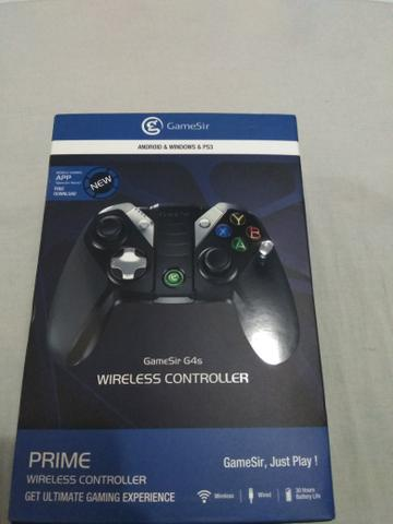 Controle sem fio Android Gamesir G4s Bluetooth