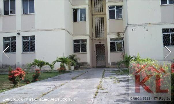 Apto terreo 2/4 com garagem acoplada(Estilo Casa) no Flamboyants em Capim Macio