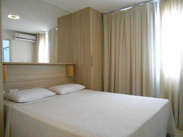 Apartamento de 2 quartos Ponta Negramobiliado com requinte e muito bom gosto Blue Ocean