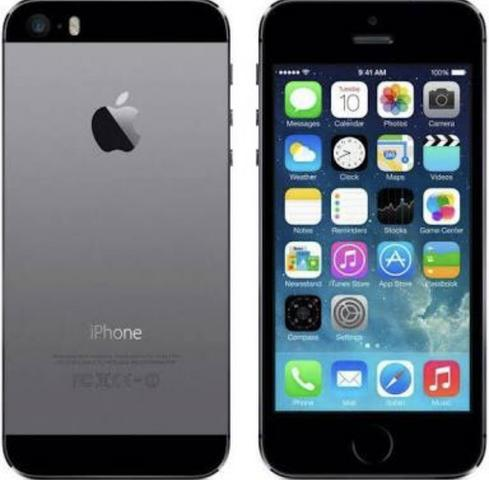 Iphone 5s 32gb space-gray