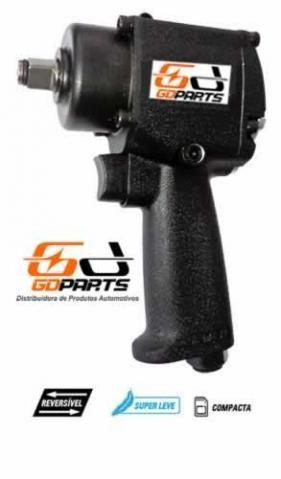 Mini chave de impacto profissional 58 kl torque