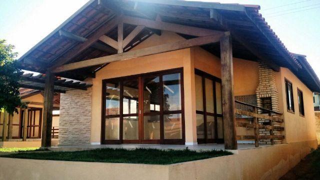 Casa nova em condomínio - Facilitado em 40 meses