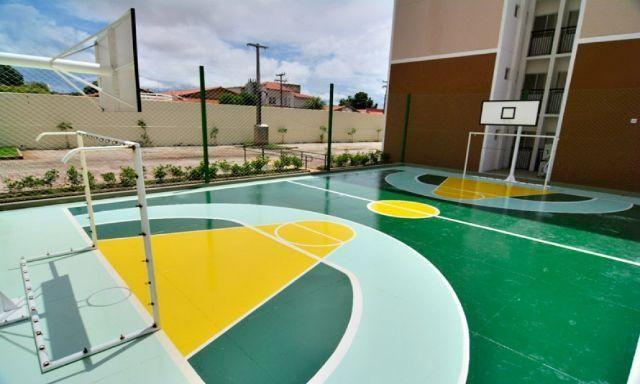 Apartamento Novo - 3 Quartos - No Moradas do Sol - Lazer Completo