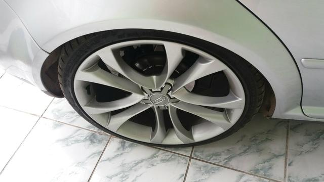 Aros 19 com pneus