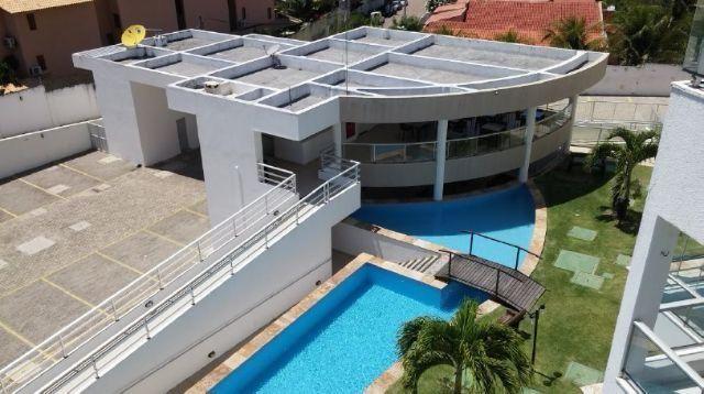 Apartamento mobiliado - Cond. Águas de Tabatinga