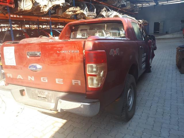 Sucata Ranger 2016 3.2 200cv Diesel - Foto 5