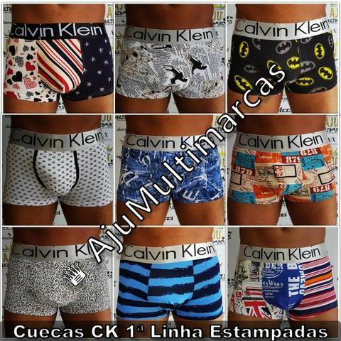 Cueca CK Estampada Mod. 3 - Roupas e calçados - Aracaju, Sergipe ... 074caa982b