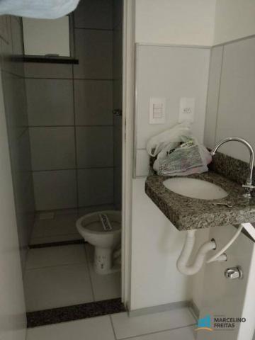 Apartamento residencial para locação, Prefeito José Walter, Fortaleza. - Foto 16
