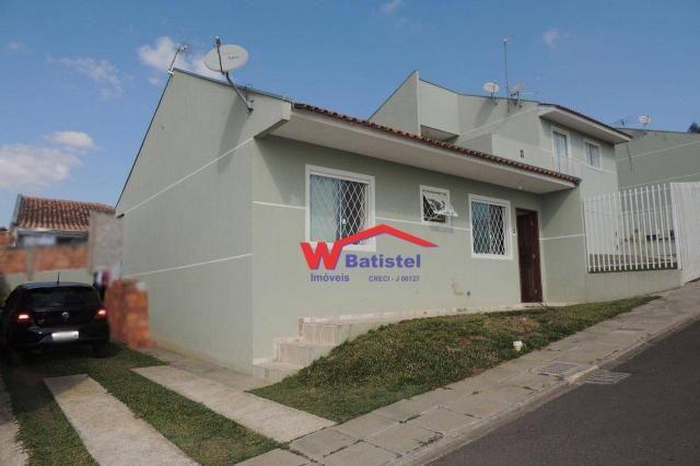 Casa com 3 dormitórios à venda, 56 m² por r$ 190.000 - rua presidente faria nº 1317 - são  - Foto 2