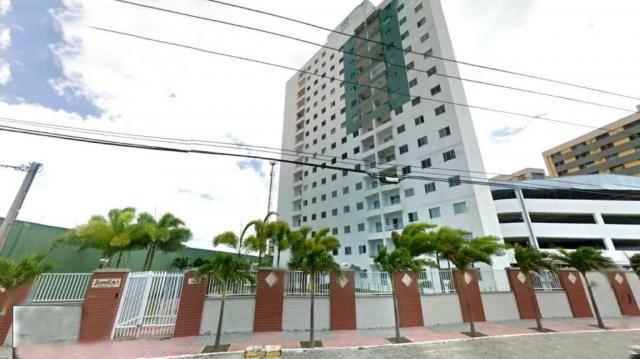 Apartamento com 3 dormitórios para alugar, 63 m² por R$ 1.509/mês - Monte Castelo - Fortal - Foto 13