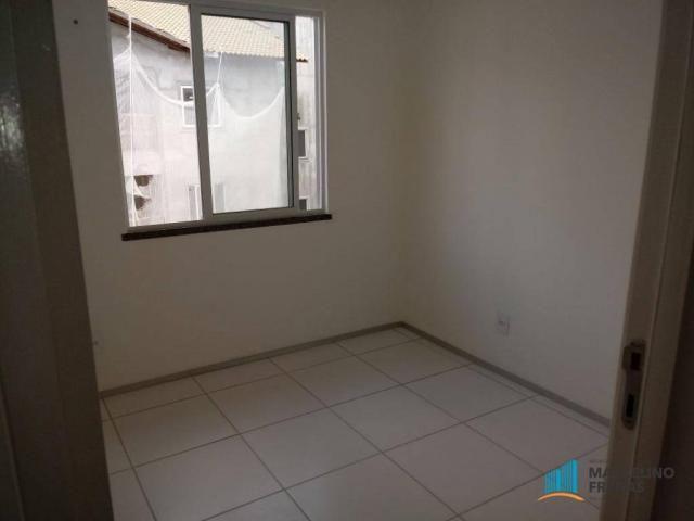 Apartamento residencial para locação, Prefeito José Walter, Fortaleza. - Foto 18