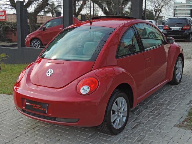Volkswagen New Beetle 2.0 Com Teto Solar 2008 - Foto 2
