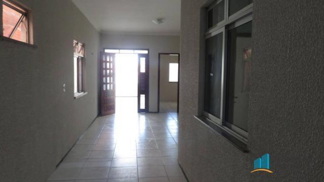 Casa com 2 dormitórios para alugar, 130 m² por R$ 1.109/mês - Quintino Cunha - Fortaleza/C - Foto 10
