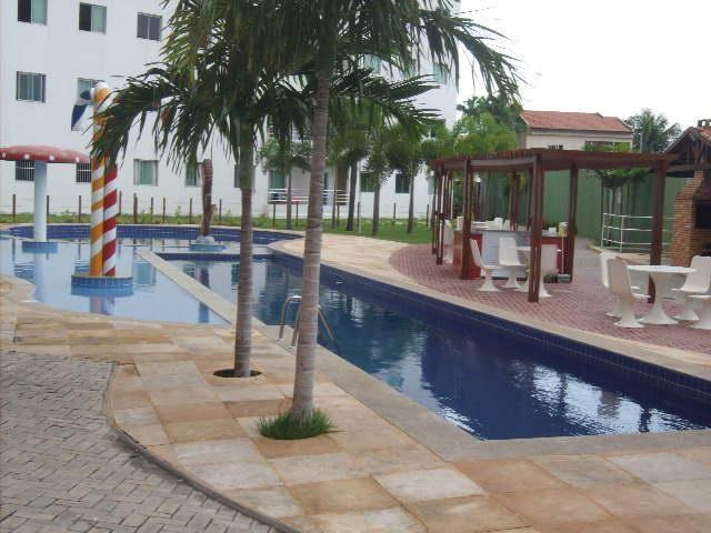 Apartamento com 3 dormitórios para alugar, 63 m² por R$ 1.509/mês - Monte Castelo - Fortal - Foto 18