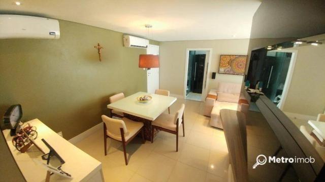 Apartamento com 2 dormitórios à venda, 74 m² por R$ 520.000,00 - Ponta da areia - São Luís - Foto 6