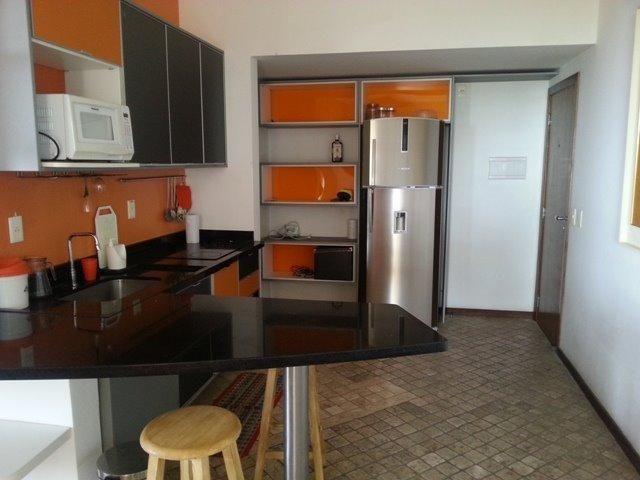 Apartamento a venda em Patamares, 1 suite, vista mar, 71 m2