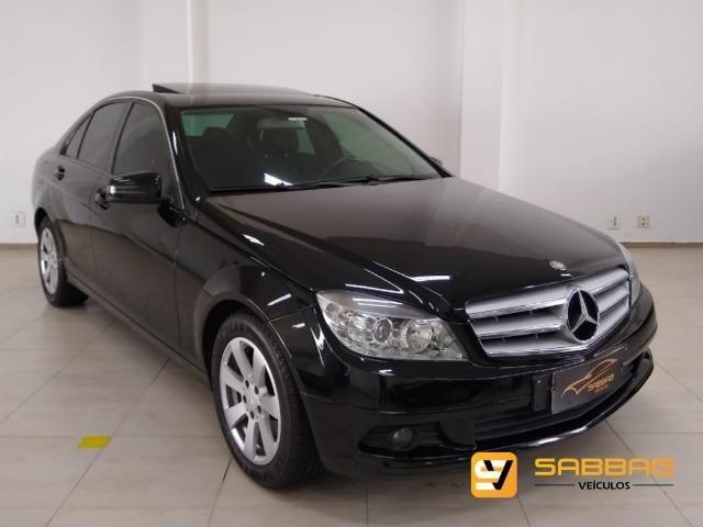 Mercedes-Benz C200 Classic 1.8 | IM-PE-CÁ-VEL - Troca/Financia - Foto 6