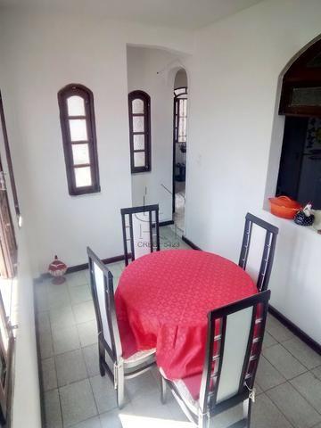 Casa Espaçosa, 3/4 (1 Suíte), Garagem, Terraço, 1º Andar; Itapuã-HC063 - Foto 5