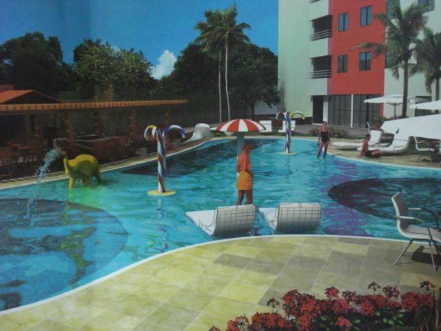 Apartamento com 3 dormitórios para alugar, 63 m² por R$ 1.509/mês - Monte Castelo - Fortal - Foto 16