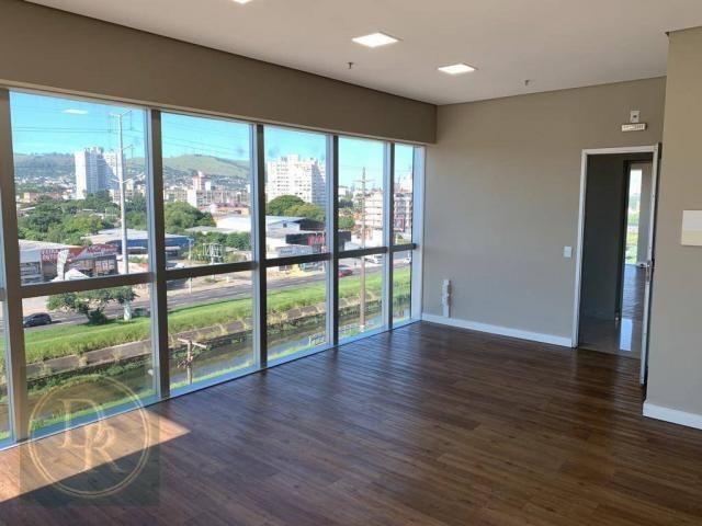 Sala para alugar, 140 m² por R$ 6.400/mês - Central Parque - Porto Alegre/RS