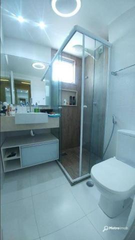 Apartamento com 2 dormitórios à venda, 74 m² por R$ 520.000,00 - Ponta da areia - São Luís - Foto 17