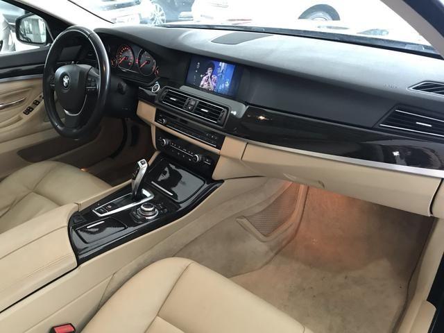 BMW 535i 3.0 Bi-Turbo 2011 Top de Linha - Foto 7