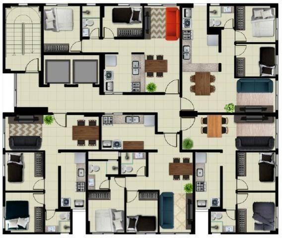 Terreno 720m² projeto para 13Andares Fundações pronta Oportunidade unica - Foto 2