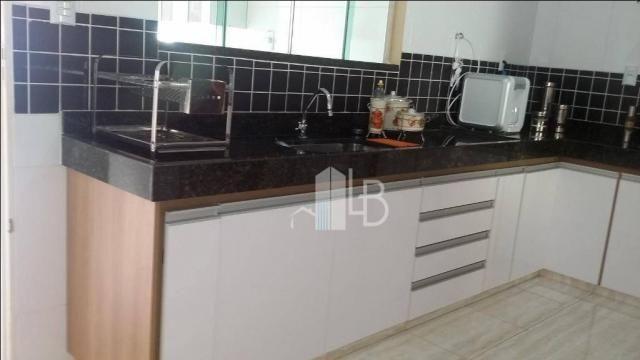 Casa com 3 dormitórios para alugar, 110 m² por R$ 1.600,00/mês - Jardim Holanda - Uberlând - Foto 20