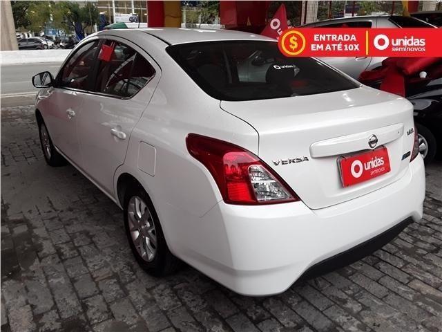 Nissan versa 1.6 16v flexstart sv xtronic/ excelente opção para aplicativos - Foto 4