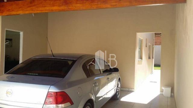 Casa com 3 dormitórios para alugar, 110 m² por R$ 1.600,00/mês - Jardim Holanda - Uberlând - Foto 5