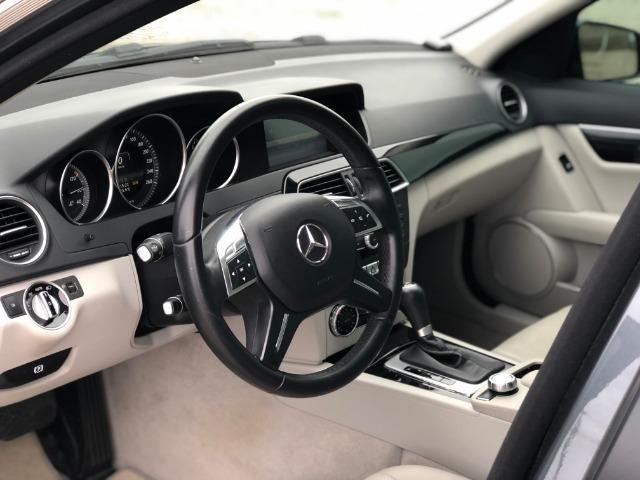 Mercedes C-180 CGI Sport 1.6 16v 156cv - Foto 8