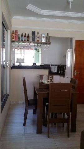 Casa com 3 dormitórios para alugar, 110 m² por R$ 1.600,00/mês - Jardim Holanda - Uberlând - Foto 10