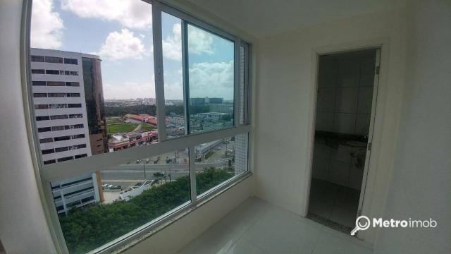 Apartamento com 1 dormitório para alugar, 34 m² por R$ 1.500,00/mês - Jardim Renascença -  - Foto 11