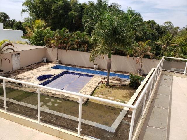 Samuel Pereira oferece: Mansão Moderna Vicente Pires 3 Piscinas 5 Suites Churrasqueira - Foto 4