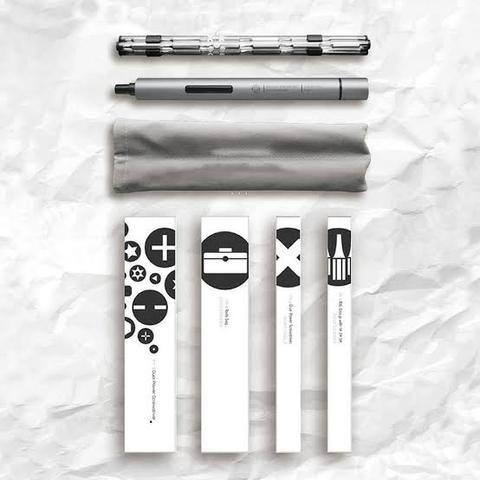 Parafusadeira Eletrica Xiaomi Wowstick 1p+ 18 pontas + acessorios