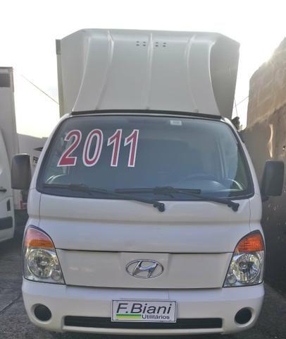 HR Hyundai Baú Refrigerado 2011 - Foto 13