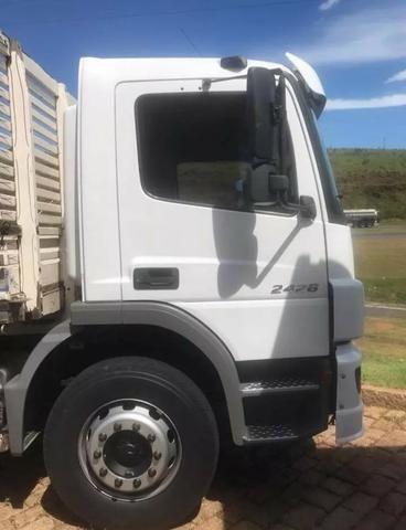 Mb Atego 2426 Truck Carroceria 2013 - Foto 3