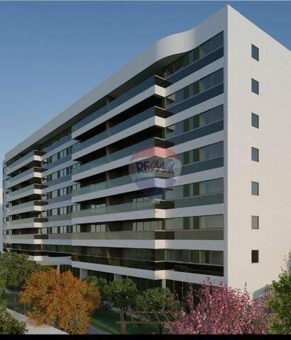 Apartamento com 3 dormitórios à venda, 122 m² por R$ 924.230,00 - Casa Forte - Recife/PE - Foto 8