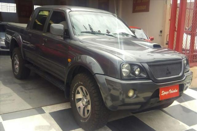 Mitsubishi L200 2.5 Sport 4x4 cd 8v Turbo